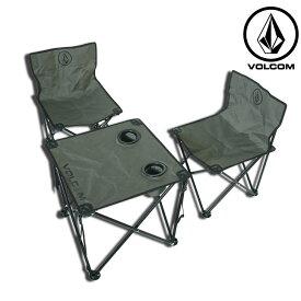 volcom ボルコム ビーチチェアーセット Volcom Beach Chair Set japan D67119JA 2019 春 夏 新作