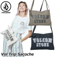 volcomボルコムレディースショルダーバッグVolTripSacochejapanE65119JBship1