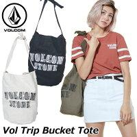 volcomボルコムレディーストートバッグVolTripBucketTotejapanE65119JCship1