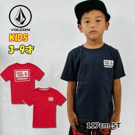ボルコム volcom キッズ Tシャツ Volcom Is Good S/S Tee LY 3-9歳 Y3511901