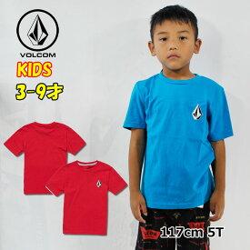 ボルコム volcom キッズ Tシャツ Deadly Stone S/S Tee LY 3-9歳 Y3511948