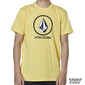 volcomボルコムtシャツCrispStoneS/STeeメンズJapan半袖AF511800ship1