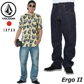volcom ボルコム デニム Ergo II メンズ Ergo 2A19118JB 【返品種別OUTLET】