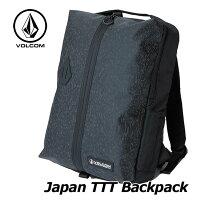 VOLCOMボルコムリュックバックパックJapanTTTBackpackD6501901ship1