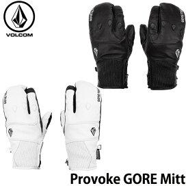 19-20 ボルコム VOLCOM メンズ グローブ 19-20Mens Provoke Gore-Tex Mitt ミット J6852002 ship1