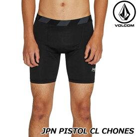 ボルコム VOLCOM メンズ サーフインナーパンツ JPN PISTOL CL CHONES N0102002 【返品種別OUTLET】
