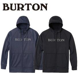 18-19 BURTON バートン 撥水 パーカー MENS 【Burton Crown Bonded Full-Zip Hoodie JPN】 JAPANカラー【返品種別OUTLET】