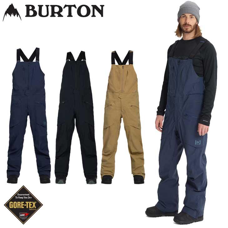 18-19 BURTON バートン メンズ ウエア スノーボード ゴアテックス ak Gore-Tex 3L Freebird Bib Pant ship1【返品種別OUTLET】