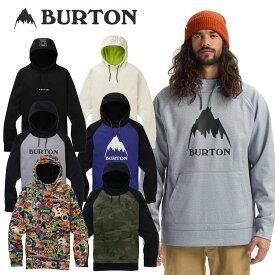 19-20 BURTON バートン 撥水 パーカー MENS 【Burton Crown Bonded Pullover Hoodie 】 日本正規品 ship1