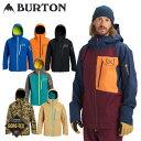 19-20 BURTON バートン メンズ ウエア スノーボード ゴアテックス ak Gore-Tex Cyclic Jacket シクリック ジャケット …