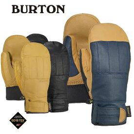 19-20 BURTON バートン メンズ グローブ Mens Gondy GORE-TEX Leather Mitten ミット ゴンディー ゴア 【返品種別OUTLET】