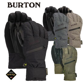 19-20 BURTON バートン メンズ グローブ Mens Burton GORE-TEX Under Glove グローブゴア 【返品種別OUTLET】