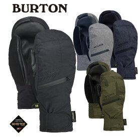 19-20 BURTON バートン メンズ グローブ Mens Burton GORE-TEX Under Mitt ミット ゴア 【返品種別OUTLET】