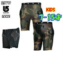 15-16 BURTON バートン KIDS スノー プロテクター 【Youth Total Impact Short Protected By G-Form ...