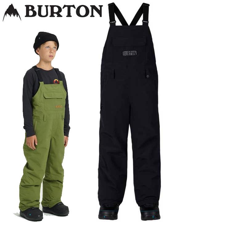 18-19 BURTON バートン キッズ ウエア KIDS 子供 スノー ウエアー 【KIDS Skylar Bib Pant 】パンツ 【返品種別OUTLET】
