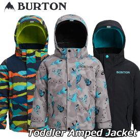 19-20 BURTON バートン キッズ スノーウエアー Toddler 【Burton Amped Jacket】(2-7才) 日本正規品 ship1