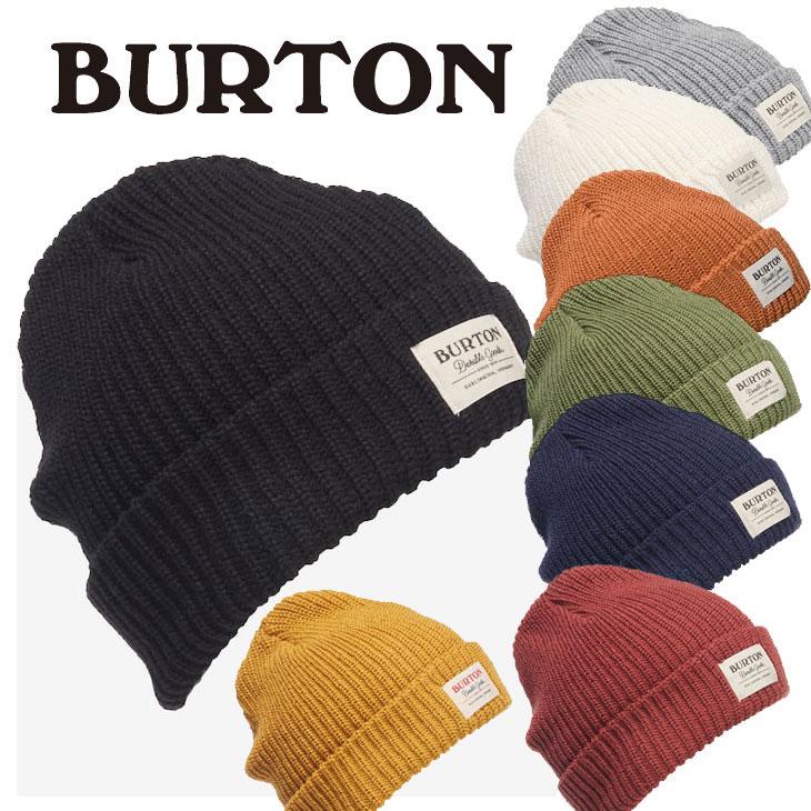 18-19 バートン ビーニー Burton Burton VT Beanie