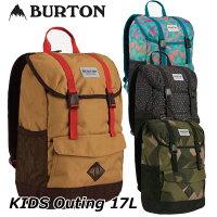 19-20BURTONバートンキッズリュックFALLWINTERKIDSOuting17LBackpackバッグ