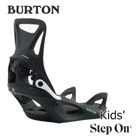 19-20 BURTON バートン ステップオン ビンディング キッズ Kids Step On Snowboard Binding 【日本正規品】【返品種別OUTLET】 ship1