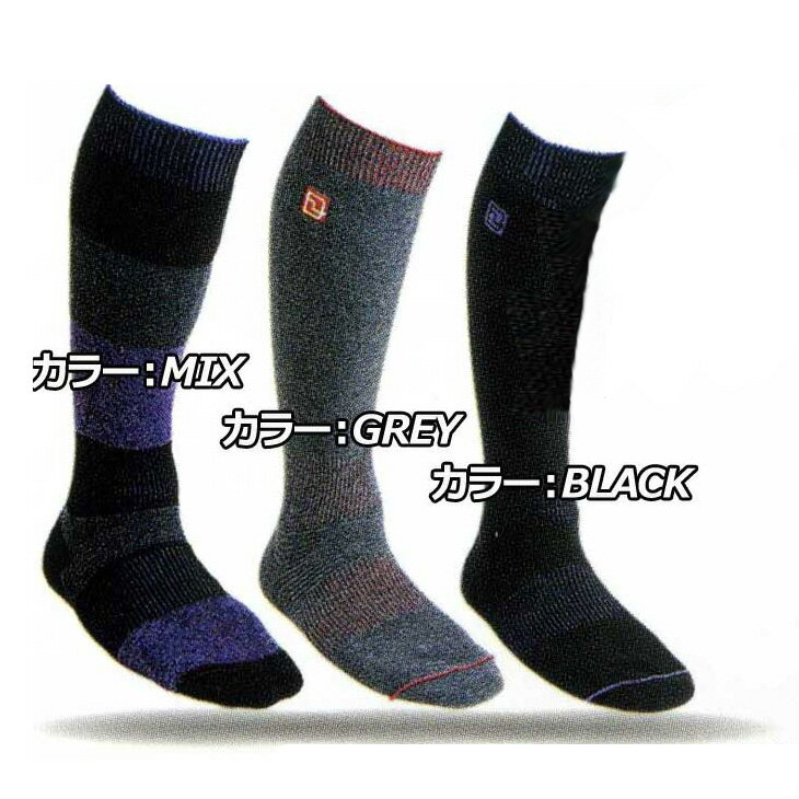 DEELUXE(ディーラックス)サーモソックス 14-15 【THERMO SOCKS 】 スノーボード ソックス 靴下 「メール便不可」