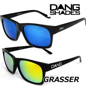 DANG サングラス ダンシェイディーズ DANG SHADES GRASSER グラッサー