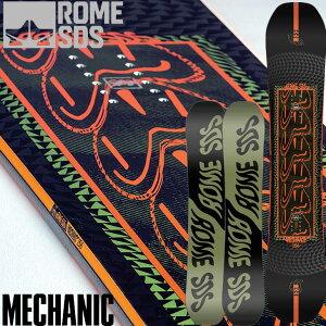 21-22 ROME ローム スノーボード MECHANIC 予約販売品 11月入荷予定 ship1