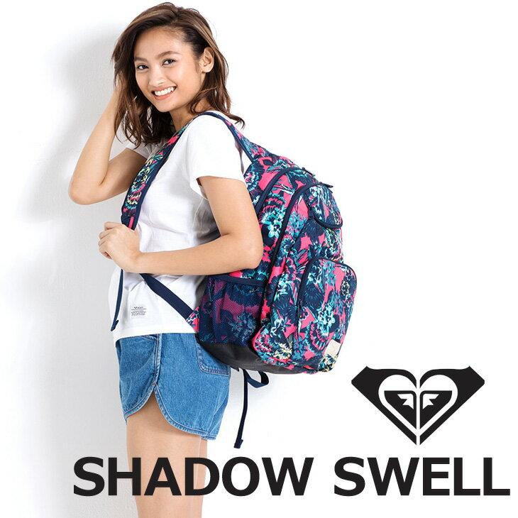 ROXY ロキシー リュック バックパック 【SHADOW SWELL 】17L (ERJBP03644) レディース バッグ 2018春夏