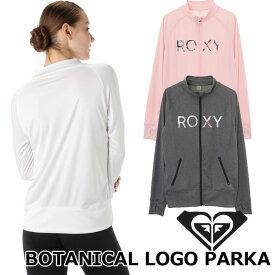 ROXY ロキシー ラッシュガード 長袖 BOTANICAL LOGO STAND (RLY191018) レディース 2019春夏【返品種別OUTLET】