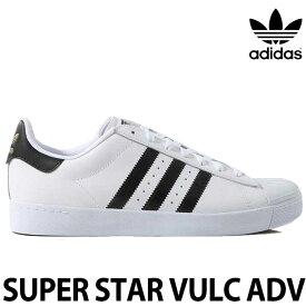 adidas スケートシューズ アディダス 【SUPERSTAR VULC ADV 】スーパースター 【D68718】 白 シューズ スニーカー スケシュー ship1