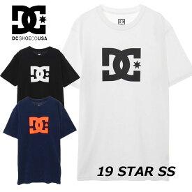 DC Tシャツ メンズ ディーシー ティーシャツ【19 STAR SS 】5226J914