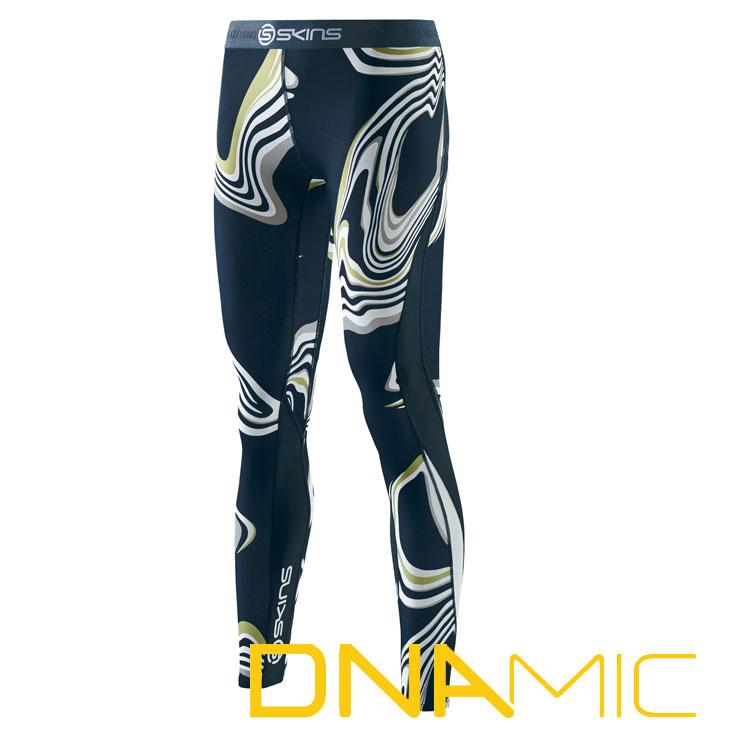 スキンズ ディーエヌエーミック skins DNAmic ウィメンズ ロングタイツ Long Tights COLLABO 【正規品】