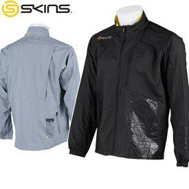 スキンズ skins トレーニングウェア ウィンドジャケット Synchro (シンクロ ) メンズ 【SRS5501】【返品種別OUTLET】