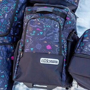 21-22 エビス ebs スノーボード バッグ 収納 CONTAINER WHEEL コンテナウィール