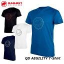 MAMMUT マムート メンズ Tシャツ QD AEGILITY T-Shirt AF Men 正規品
