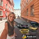 BLACK EYE ブラックアイ セルカレンズ 3 in 1 【魚眼・広角・接写セット】フィッシュ ワイド マクロ クリップ式