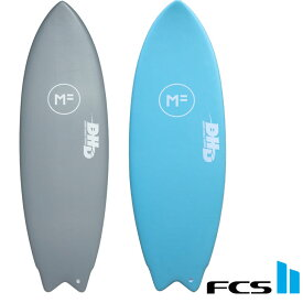 MF MICK FANNING SOFT BOARDS ソフトサーフボード DHD THE TWIN ツイン 5.4/5.8/6.0FCS2 3本セット付 ship1