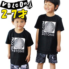 VOLCOM ボルコム キッズ ティ 【Y【Sinner S/S Tee Little Youth 】Kids tシャツ 3-7才向け【半袖】  Volcom Tshirt ティーシャツ 「メール便可」【返品種別OUTLET】