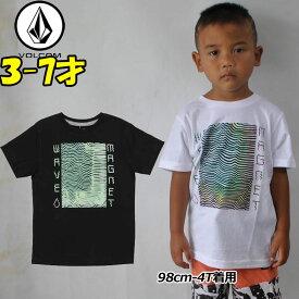 VOLCOM ボルコム キッズ tシャツ 【Mag S/S 】Kids ティーシャツ 3-7才向け(100/110/120/130/140 cm )【半袖】 Volcom 「メール便可」【返品種別OUTLET】