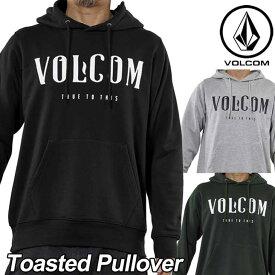 VOLCOM ボルコム パーカー メンズ 【Toasted Pullover 】長そで プルオーバー JapanLimited 【返品種別OUTLET】