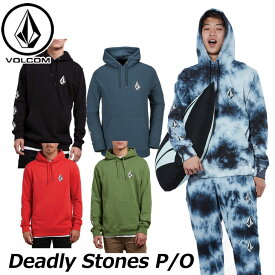 volcom ボルコム パーカー Deadly Stones P/O メンズ A4131805 【返品種別OUTLET】
