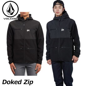 volcom ボルコム ジャケット Doked Zip メンズ A5831804 【返品種別OUTLET】