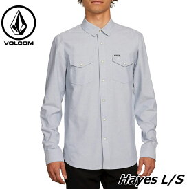 volcom ボルコム シャツ Hayes L/S メンズ 長袖 A0531802 【返品種別OUTLET】