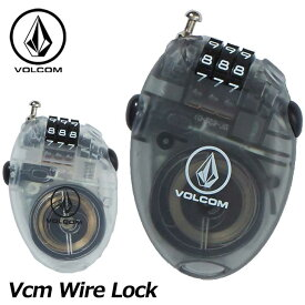 18-19 volcom ボルコム ワイヤーロック スノーボード 【Vcm Wire Lock 】J67519JD Japan Limited 【返品種別OUTLET】