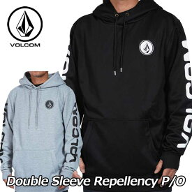 18-19 volcom ボルコム メンズ 撥水 パーカー スノーボード 【Double Sleeve Repellency P/O 】Japan Limited G24519JA 【返品種別OUTLET】