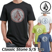 ボルコムtシャツメンズvolcom【ClassicStoneS/STee】VOLCOMMensTティーシャツ半袖半そでメール便可