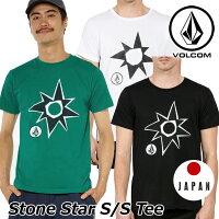 ボルコムtシャツメンズ【StoneStarS/STee】CancelHistoryvolcom半袖半そでjapanlimitedメール便可