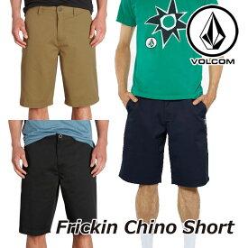 volcom ボルコム ショートパンツ Frickin Chino Short メンズ A0911600 【返品種別OUTLET】