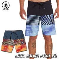 volcomボルコムサーフパンツLidoBlockMod21メンズボードショーツA0811916ship1