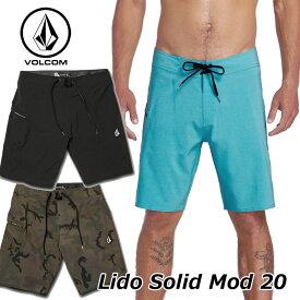 volcom ボルコム サーフパンツ Lido Solid Mod 20 メンズ 海パン A0811926【返品種別OUTLET】