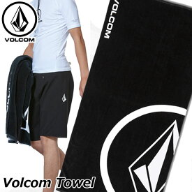 volcom ボルコム ビーチタオル Volcom Towel D6711955 【返品種別OUTLET】